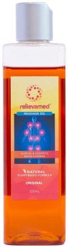 Relievamed Rice Bran massage oil